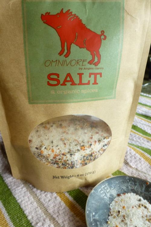 omnivore salti