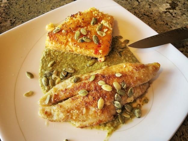 catfish polenta_Ssi
